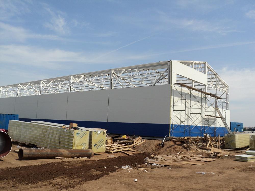 строительство блочно модульной котельной татарстан 2014 год